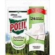 Insecticida paseo bosque en pastillas Paquete 24 uds polil
