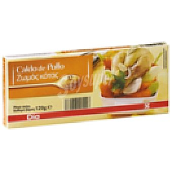 DIA Caldo de pollo  Estuche 12 pastillas