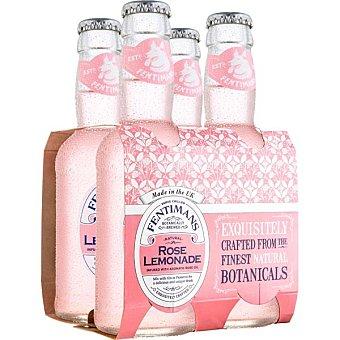 Fentimans Rose Lemonade tradicional pack 4 botellas 20 cl pack 4 botellas 20 cl