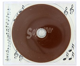 LUDOMAR Figurara chocolate CD 40 Gramos
