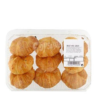 Croissant mini Bandeja de 9 ud