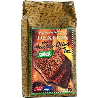 SANTIVERI DEXTRIN pan integral de molde tostado con aceite de oliva virgen extra Envase 310 g