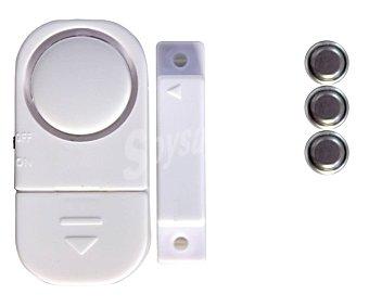 Hidalgo Pack de 6 alarmas para puertas y ventanas, HIDALGO. Pack de 6