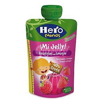 Hero Baby Gelatina con frutas del bosque Nanos Bolsa 100 g