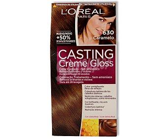 Casting Crème Gloss L'Oréal Paris Tinte Créme Gloss nº 630 Rubio Claro Dorado 1 ud