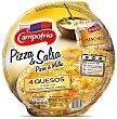 Pizza cuatro quesos Envase 360 g Campofrío