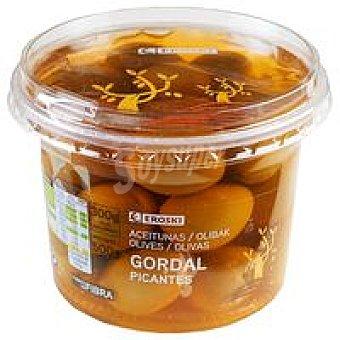 Eroski Aceitunas gordal picante Tarrina 300 g