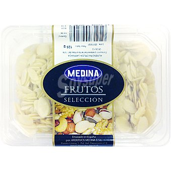 MEDINA SELECCION Almendras laminadas Tarrina 125 g