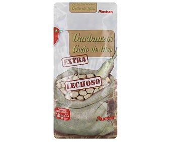 Auchan Garbanzo Lechosos Extra 1 Kilo