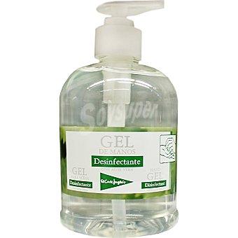 El Corte Inglés gel de manos desinfectante dosificador 500 ml