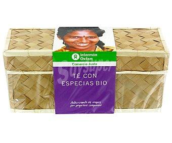 Intermón Oxfam Té negro Intermón 20 ud