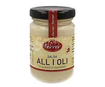 Ferrer Salsa ali oli sin huevo 140 g