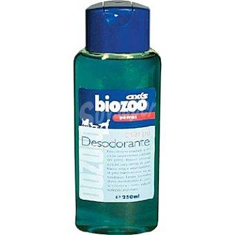 BIOZOO AXIS Champú desodorante para perros Envase 200 ml