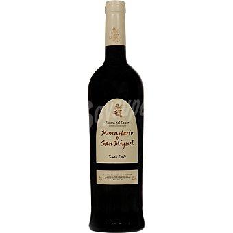 Monasterio San Miguel Vino tinto roble D.O. Ribera del Duero Botella 75 cl