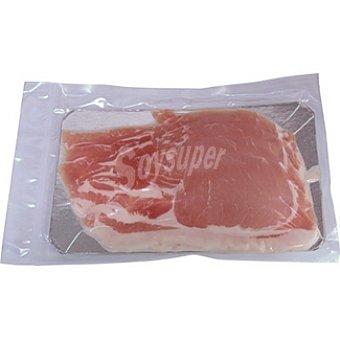Casa penalva Bacon inglés de cerdo fresco peso aproximado Envase 400 g