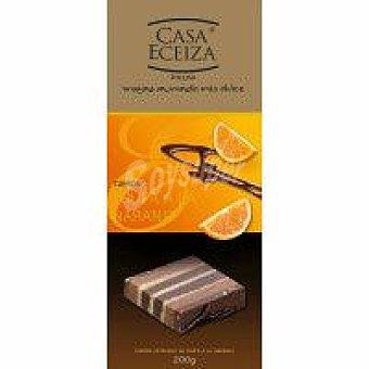 Casa Eceiza Turrón de naranja Caja 200 g