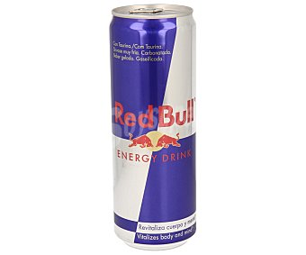 Red Bull Bebida energética Lata 47.3 cl