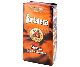 FORTALEZA café molido mezcla 70-30 paquete 250 g