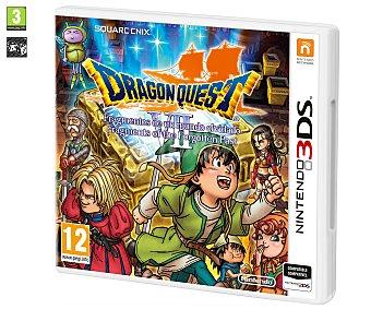 ROL Videojuego Dragon Quest vii, Fragmentos de un mundo olvidado, para Nintendo 3Ds. Género: Rol, combate por turnos. pegi: +12 3Ds