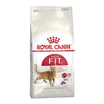 Royal Canin FIT 32 adult pienso completo para gatos adultos moderadamente activos Bolsa 4 kg