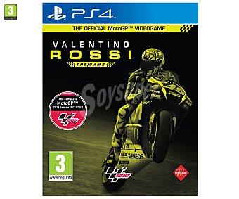 Carreras Videojuego Moto Gp 2016, Valentino Rossi The Game, 2016. Género: carreras, conducción, motor, motos. PEGI 3
