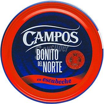 Campos Bonito del norte en escabeche Lata 104 g (peso neto esurrido)