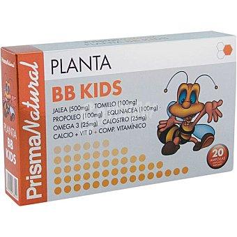 Prisma natural Planta BB Kids refuerza las defensas para niños 20 ampollas 250 g 250 g