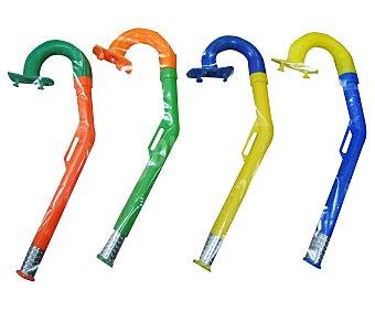 EURASPA Tubo para buceo de diferentes colores 1 unidad