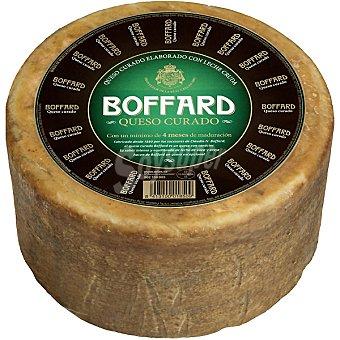 Boffard Queso curado peso aproximado pieza  3 kg