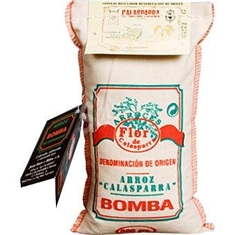 FLOR DE CALASPARRA Arroz bomba D.O. Calasparra Saco 500 g