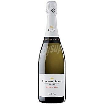 Raventós i Blanc Cava brut reserva Botella 75 cl