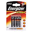 Pila AAA (lr3) blister 4 unidades blister 4 unidades Energizer