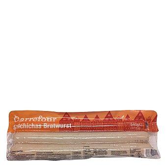 Carrefour Salchichas bratwurst 540 g