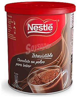 Gold Nestlé Cacao instantáneo delicioso y aterciopelado 390 gramos