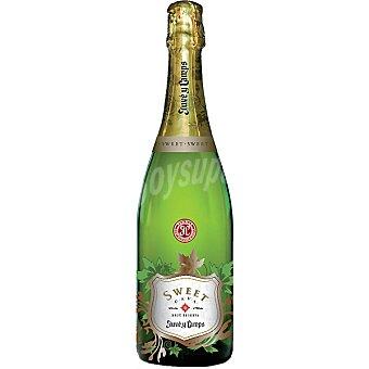 JUVE & CAMPS Sweet Cava semidulce brut reserva Botella 75 cl