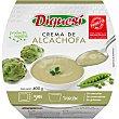 Crema de alcachofa Tarrina 400 g Dimmidisi la sopa fresca