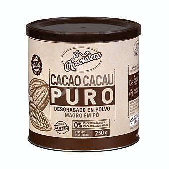 Chocolatera Cacao polvo puro sin azucar Bote 250 g