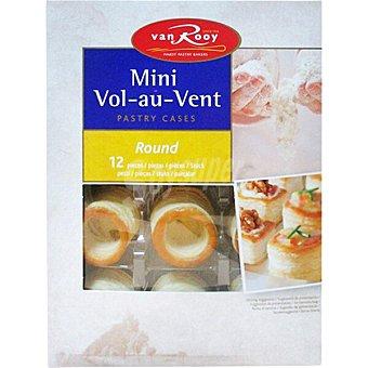 Van rooy Mini volovanes 12 unidades Estuche 60 g