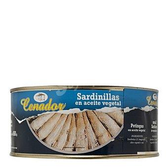 Cenador Sardinilla 80/100 650 g