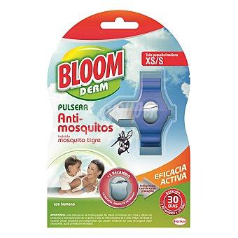 Bloom Pulsera antimosquitos niños