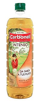 Carbonell Aceite de oliva intenso Botella 1 litro