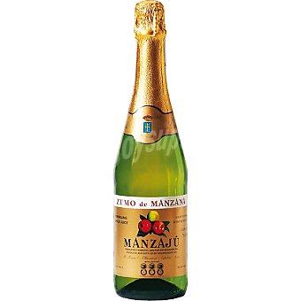 MANZAJU Zumo de manzana botella 75 cl