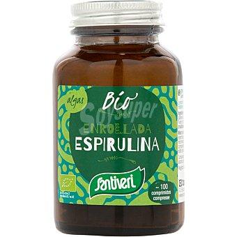 Santiveri Alga espirulina Frasco 100 comprimidos