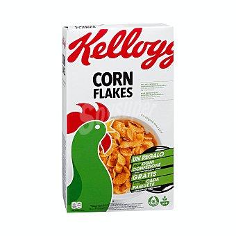 Corn Flakes Kellogg's Cereales copos de maíz natural 500 g