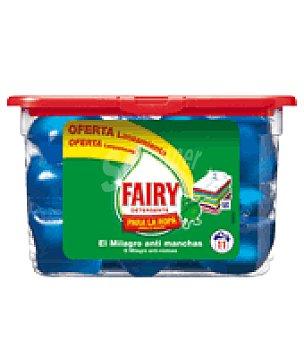 Fairy Detergente para la ropa cápsulas 11 ud