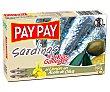 Sardinillas al limón en aceite oliva 88 g Pay Pay