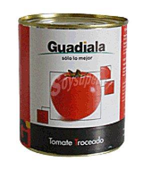 Guadiala Tomate troceado 820 g