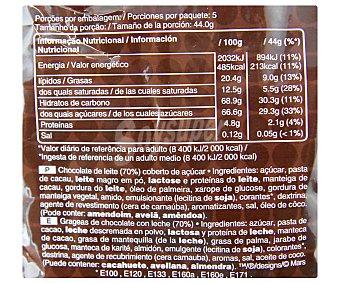 M&M's Snack m&m's Chocolate 220 g
