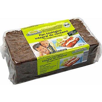Mestemacher pan biológico integral de centeno Paquete 500 g