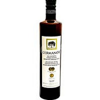 Germanor Aceite de oliva virgen extra arbequina germanor Botella 75 cl